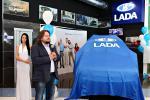 Презентация Лада Ларгус в Москве